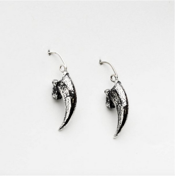 The Hunter (Messenger) Earrings - Meltdown Studio Jewelry