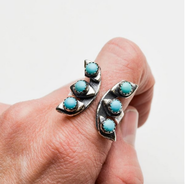 Agave Bloom Ring - Meltdown Studio Jewelry