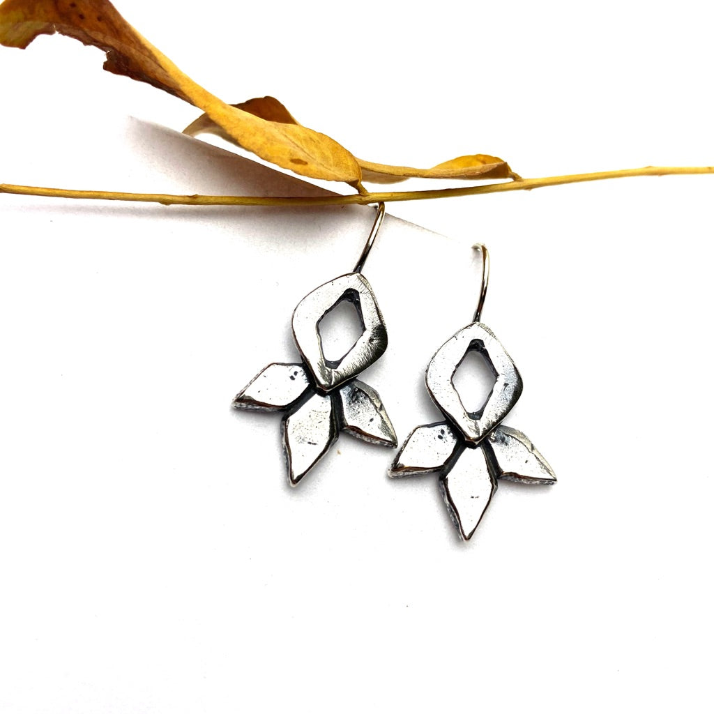Agave Bloom Earrings