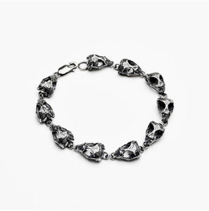 Gila Whiptail Bracelet - Meltdown Studio Jewelry
