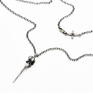 Lightness of Being Necklace - Meltdown Studio Jewelry