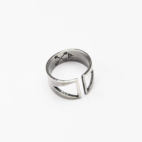 Kindred Band Sterling Silver Ring