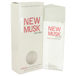 New Musk by Prince Matchabelli Cologne Spray 2.8 oz (Men)
