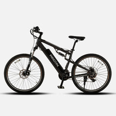 2017 [RECON] Z-4 FULL SUSPENSION MOUNTAIN E BIKE 2