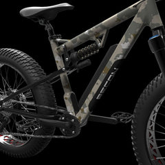 2017 [RECON] X11-III FAT BIKE (750W)