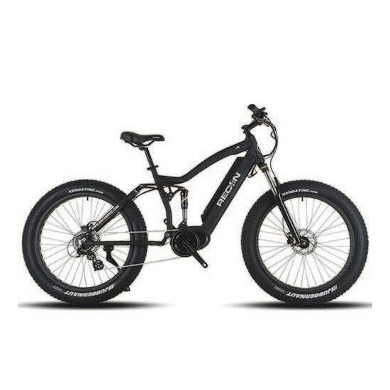 2017 [RECON] X14 - MAX DRIVE FULL-SUSPENSION FAT BIKE