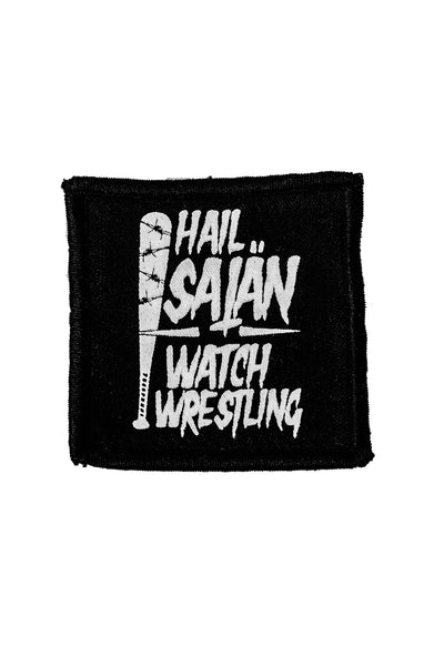 Hail Satan Watch Wrestling Premium Patch