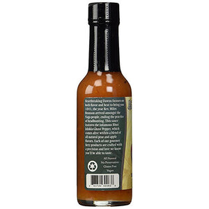 Heartbreaking Dawns 1841 Pear & Apple Ghost Pepper Hot Sauce