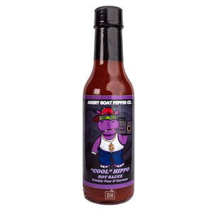 Angry Goat Cool Hippo Hot Sauce