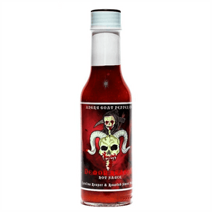 Angry Goat Demon Reaper Hot Sauce