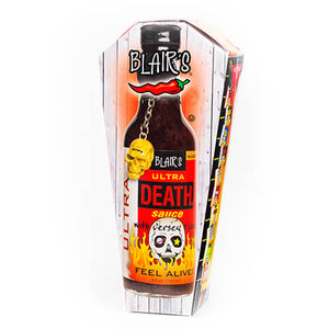 Blair's Ultra Death Hot Sauce Box