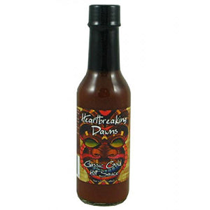 Heartbreaking Dawns Classic Gold Habanero Hot Sauce