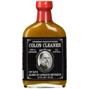 Professor Phardtpounders Colon Cleaner Hot Sauce