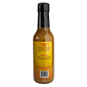 Allegheny City Farms Aji Pineapple Pepper Hot Sauce