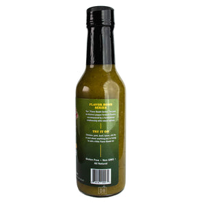 Allegheny City Farms Jalapeño Splash Hot Sauce
