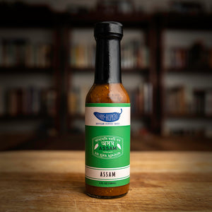 Clark + Hopkins Assam Hot Sauce