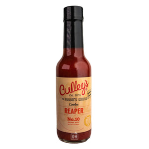 Culley's Reaper No. 10 Hot Sauce