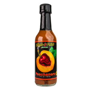 Flash Point Peachanero Hot Sauce