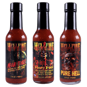 Hellfire Damnation Combo Pack