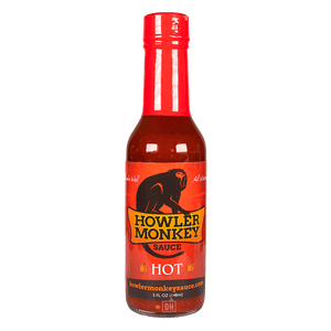 Howler Monkey Hot - Hot Sauce