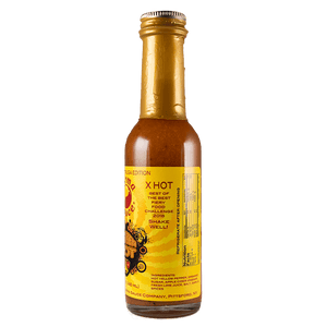 Karma Sauce Funken Hot Yellow Moruga