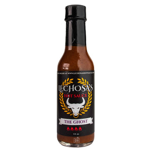Lechosa's The Ghost Hot Sauce