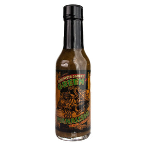 High River Green Manalishi Hot Sauce