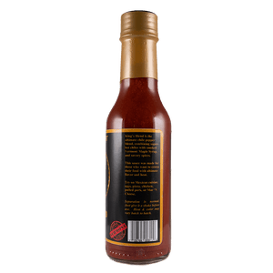 Parker's Gourmet King's Blend Hot Sauce