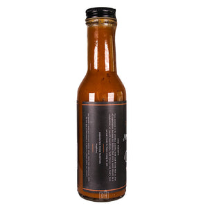 Pepplish Provisions Mango Garlic Hickory Hot Sauce