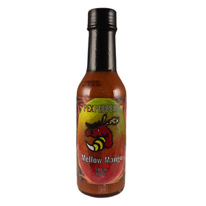 PexPeppers Mellow Mango Hot Sauce