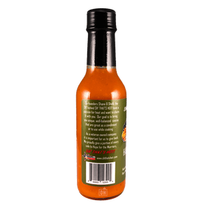 Sh' That's Hot! Habanero Hop Infusion Hot Sauce