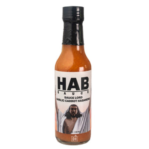 HAB Spice Lord hot sauce