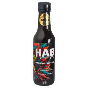 HAB Sauces Spicy Sweet Soy Sauce