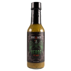 Burns & McCoy Verde Hot Sauce
