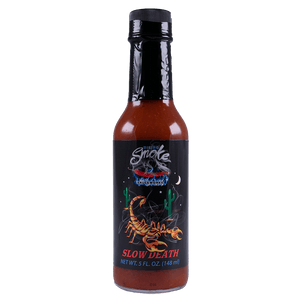 Rising Smoke Slow Death Hot Sauce
