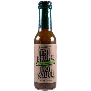 The Bronx Greenmarket Hot Sauce