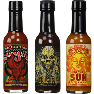 High River Sauces Combo Pack Gift Set