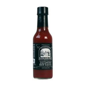 Lynchburg Tennessee Whiskey Jalapeno Hot Sauce