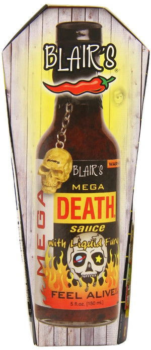 Blair's Mega Death Sauce with Liquid Fury