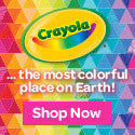 Crayola; the most colorful place on Earth!