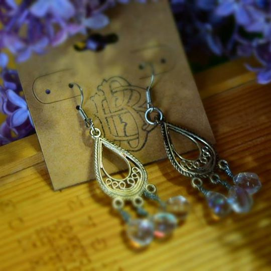 Boho Raindrop Earrings