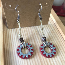 Load image into Gallery viewer, Washer Earrings
