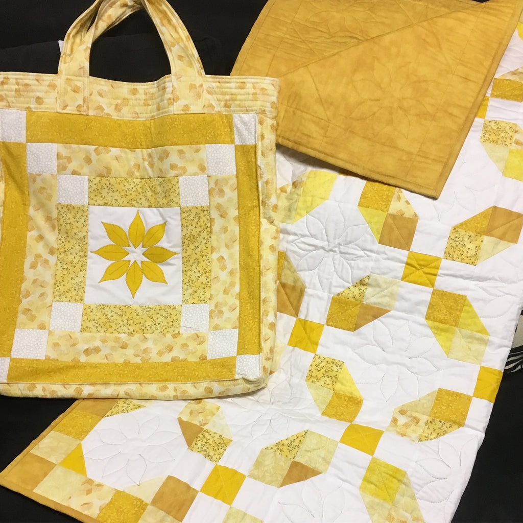 Baby Blanket with matching bag