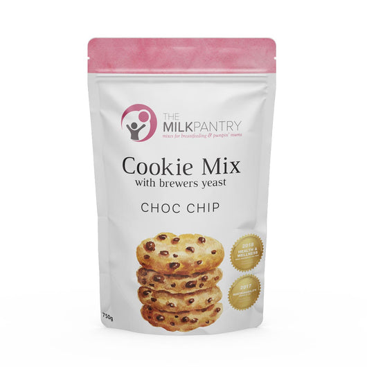 Cookie Mix Value Pack - Choc Chip 750g