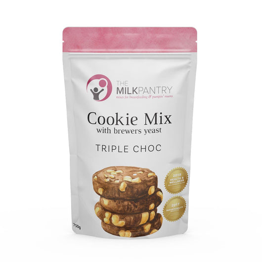 Cookie Mix Value Pack Triple Chocolate 750g