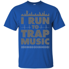 I Run to Trap Music Shirt