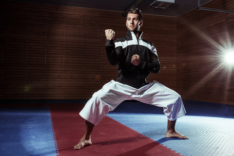 martial arts clothing