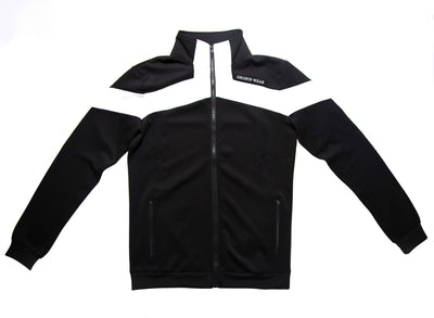 Martial Arts Training Jacket - Black - Oronin Wear Martial Arts Athletic Apparel and Supplies