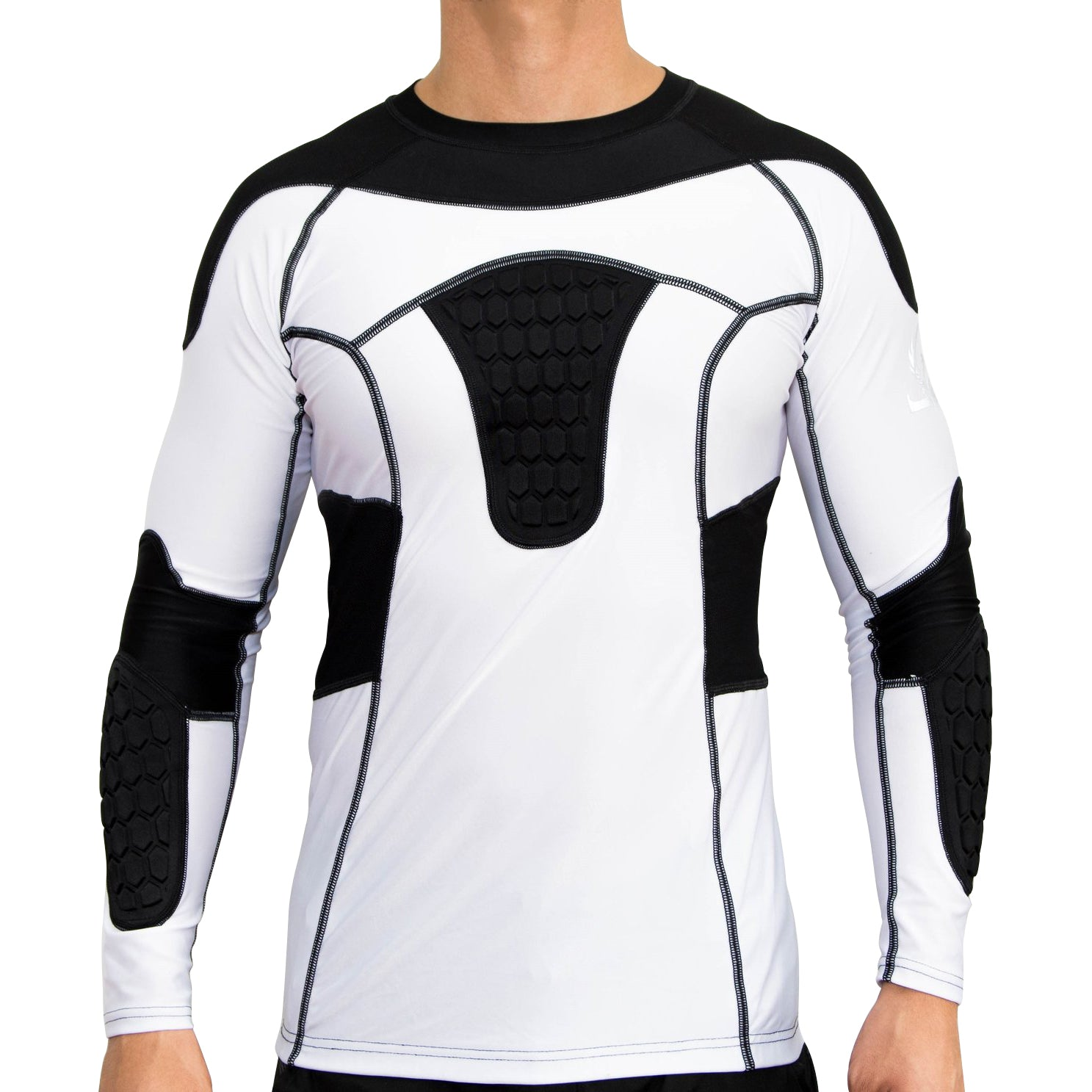 Limited Edition Padded Compression Shirt