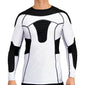 Limited Edition Padded Compression Shirt - Oronin Wear Martial Arts Athletic Apparel and Supplies